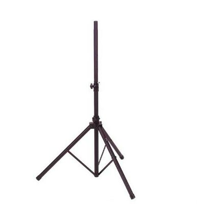 Tripod Adjustable Height Speaker Stand