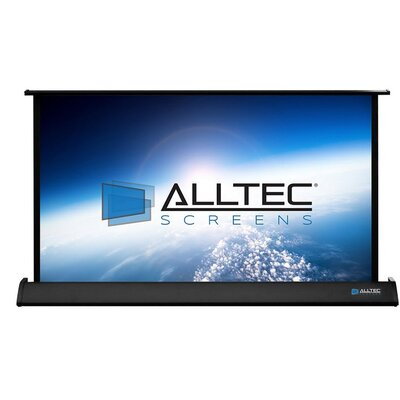 Tabletop White Manual Projection Screen Viewing Area: 40 Diagonal