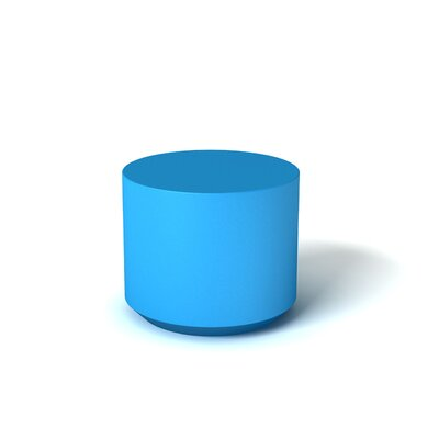 Feek Q-Bee Ottoman Upholstery: Blue