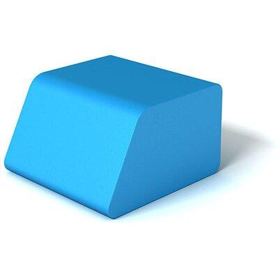 Feek Orca Ottoman Upholstery: Blue