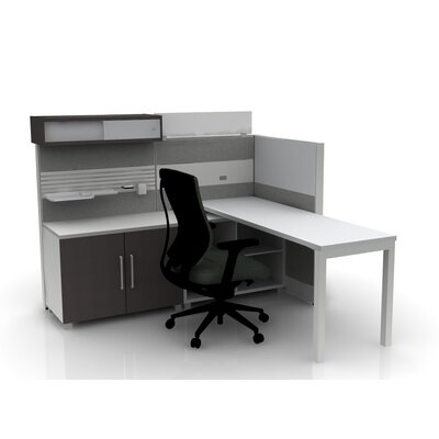 Capture Task Workstation Finish: White