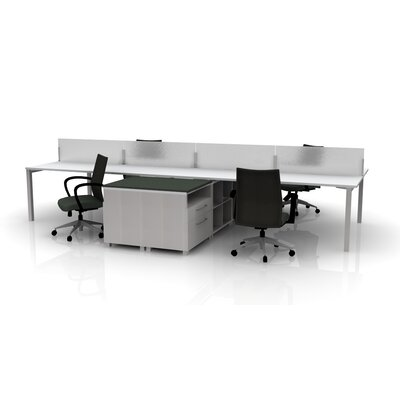 Teaming Desk Office Suite Trig Product Photo 451