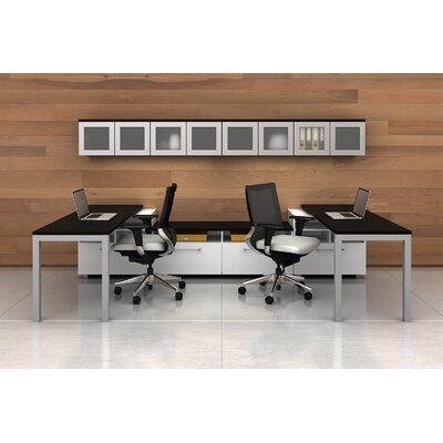 Mirror U Shape Desk Suite Product Image 21