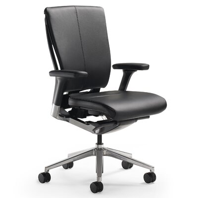 T High Back Leather Executive Chair Product Picture 5