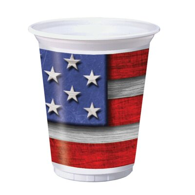 Fourth of July 16 oz. Cup 012569