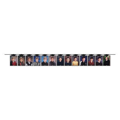Grad Ribbon Photo Banner