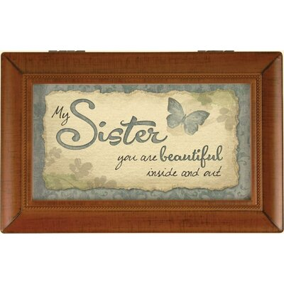 Decorative My Sister Music Box
