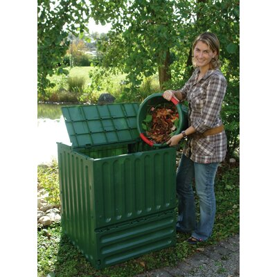 Graf 21.39 cu. ft. Stationary Composter Capacity: 14.04 cu. ft.