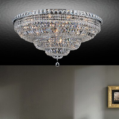 21-Light Flush Mount