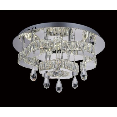 Nevada LED Light Flush Mount