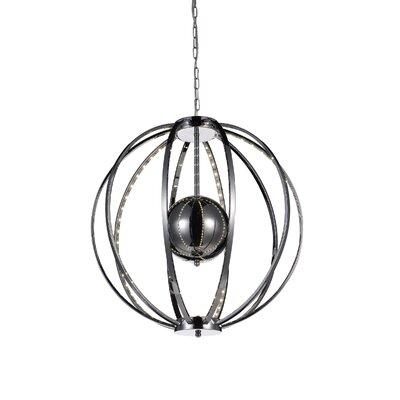Jacquimo 8-Light Sputnik Chandelier Size: 96 H x 22 W x 22 D