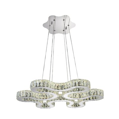 Odessa 42-Light Crystal Chandelier