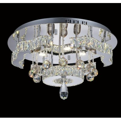 Comet LED Light Flush Mount