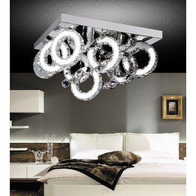 Ring 54-Light LED Flush Mount
