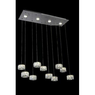 Milan LED Cascade Pendant