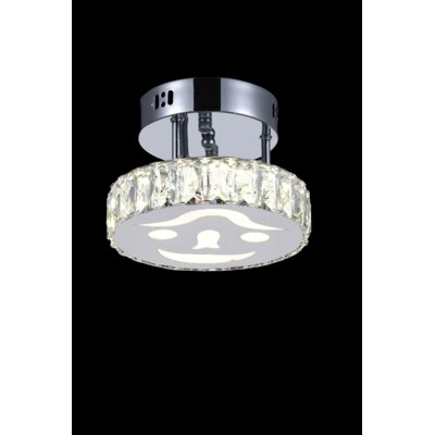 Expression 9-Light LED Flush Mount