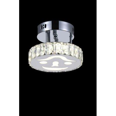 Expression 9-Light LED Flush Mount