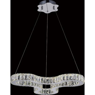 Odessa 23-Light Crystal Chandelier