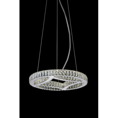 Beyond LED Light Crystal Chandelier