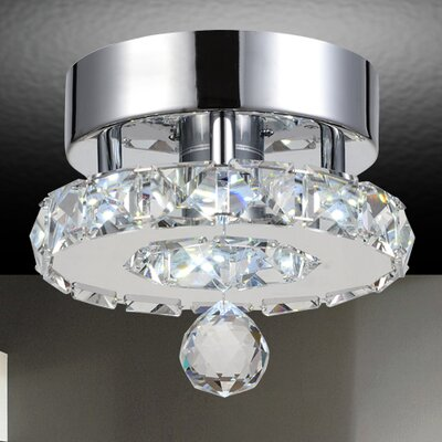Ring 6-Light LED Flush Mount