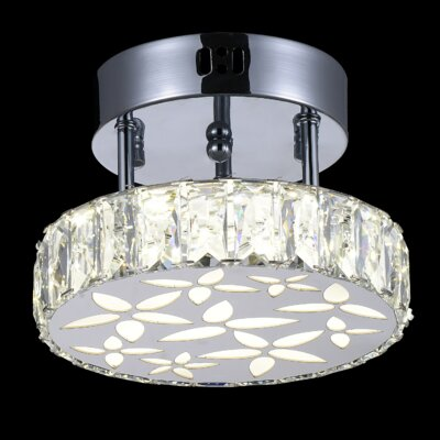 Aster 9-Light LED Flush Mount