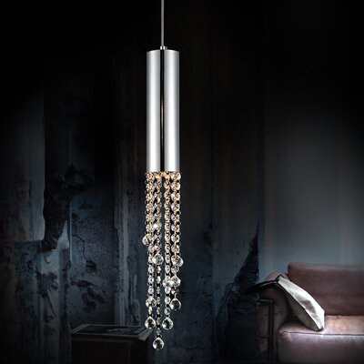 Extended 1-Light Mini Pendant