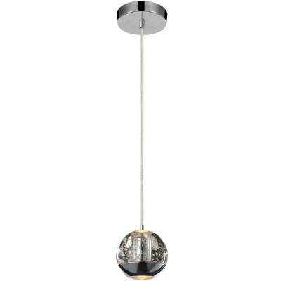 Perrier 1-Light Globe Pendant
