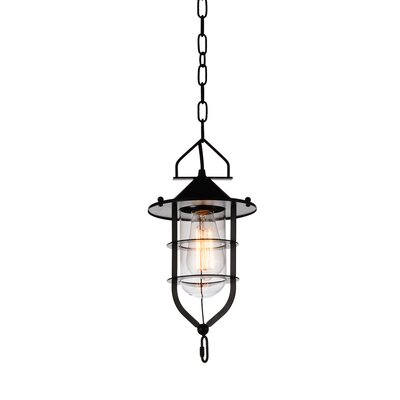 Rhine 1-Light Mini Pendant