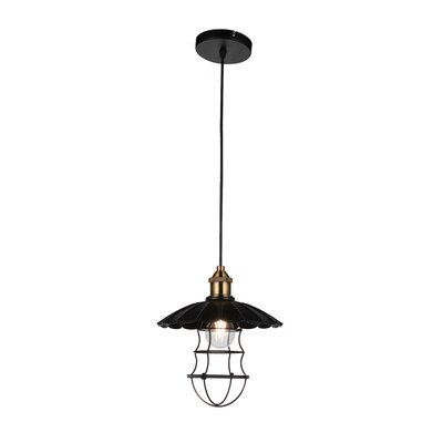 Amur 1-Light Mini Pendant