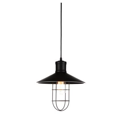 Brave 1-Light Mini Pendant