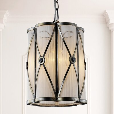 Diana 1-Light Foyer Pendant