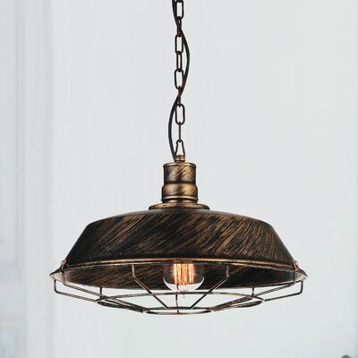 Morgan 1-Light Mini Pendant Finish: Antique Copper