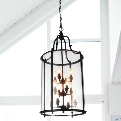 Desire 12-Light Foyer Pendant