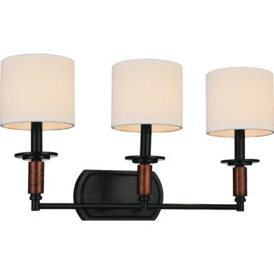Sia 3-Light Vanity light