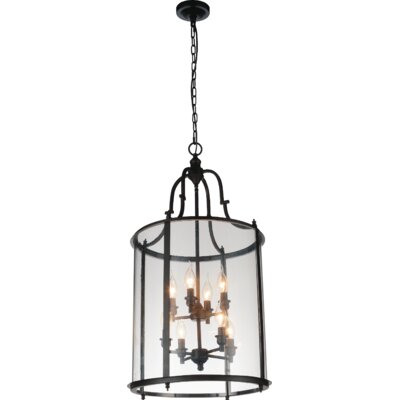 Desire 8-Light Foyer Pendant