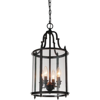Desire 4-Light Foyer Pendant