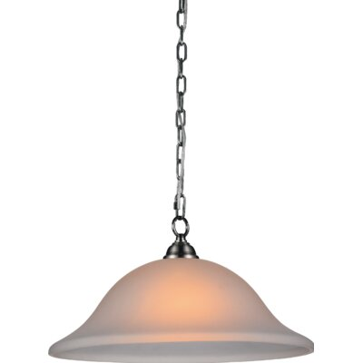 Cosmo 1-Light Inverted Pendant