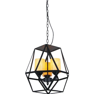 Trenton 3-Light Foyer Pendant