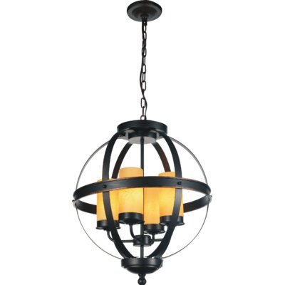 Irene 4-Light Foyer Pendant
