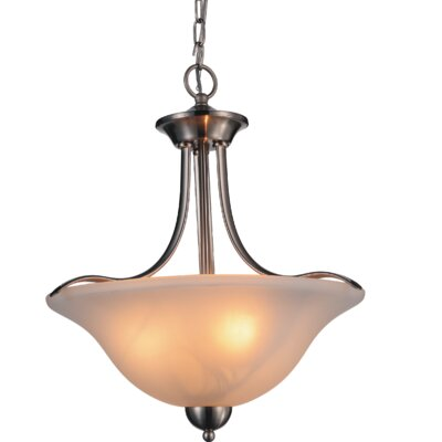 Cosmo 3-Light Bowl Pendant