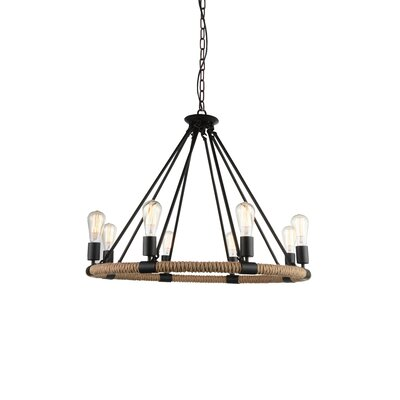 Inyo 8-Light Candle-Style Chandelier