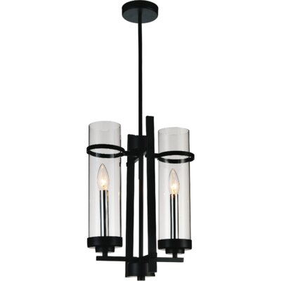 Sierra 2-Light LED Design Pendant