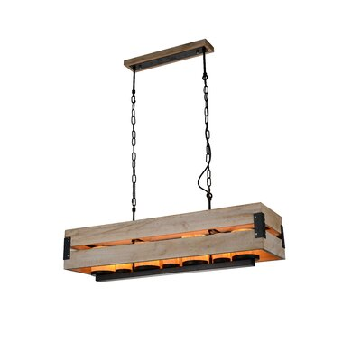 Verda 7-Light LED Kitchen Island Pendant