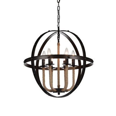 Cicero 6-Light Foyer Pendant