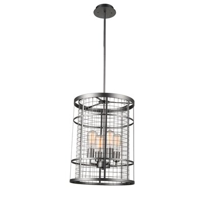 Manito 4-Light Foyer Pendant