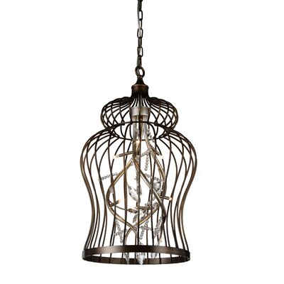 Molus 6-Light Foyer Pendant