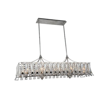 Nile 10-Light Kitchen Island Pendant