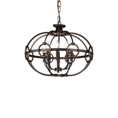 Vernal 8-Light Globe Pendant