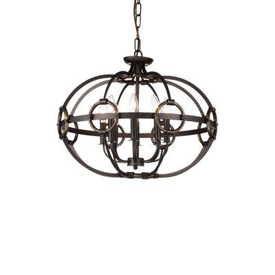 Vernal 8-Light Globe Pendant