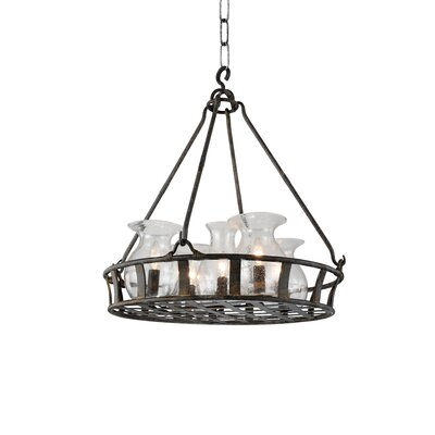 Eliza 6-Light Candle-Style Chandelier